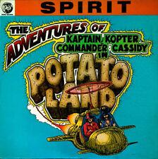 SPIRIT - ADVENTURES OF KAPTAIN KOPTER - RHINO 303 - 1981 LP - STILL SEALED