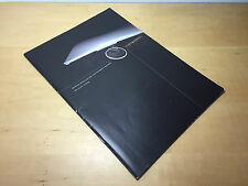 Booklet BUBEN & ZORWEG Winding Specifications For Automatic Watches 1/2009
