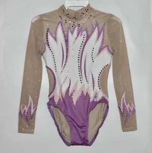 Stargazer Girls Gymnastics Acro Competition leotard Rhythmic Aerobics