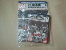 BILD Die Fußball - EM Klassiker 1 Viertelfinale 1972 DVD NEU England Deutschland