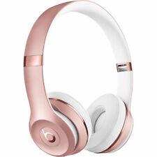 NIEUW Beats by Dr. Dre Solo 3 Draadloze Bluetooth Op Oor Koptelefoon Roségoud