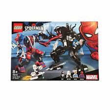 LEGO 76115 Spider-Man Marvel Spider Mech vs. Venom BRAND NEW & SEALED 8+