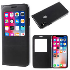 "VER Folio Funda Protectora Para Apple iPhone x 5.8 ""/ 10 Pin De Entrada móvil"