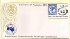 Sobre Conmemorativo. Papua Nueva Guinea.  Australian International Philatelic Ex