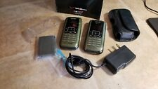 2 LG enV VX9900 Green Verizon Pre-owned Mobile Cell Phones