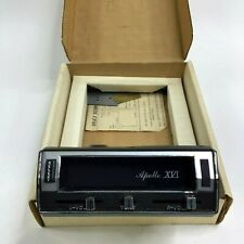 Vintage Boman Apollo Xvi 8 Track Player Under Dash Car Model Ap 16