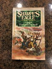 Sharpe's Eagle (Sharp 01) By Bernard Cornwell 1st 1st 1981