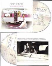 CD CARDSLEEVE COLLECTOR 12T ÉLISA TOVATI LE SYNDROME DE PETER PAN 1ere VERSION