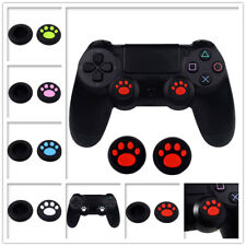 Colorful Cat Claw Silicone Joystick Cover for Ps4 Ps3 Xbox 360 One Controller