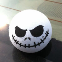 Halloween Skull Car Antenna Pen Topper Aerial Ball Decor Toy New Wzt lskn