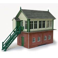 Metcalfe Signal Box OO Gauge Card Kit PO233