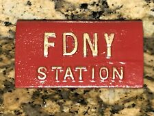 Old Metal Key Holder for your Gamewell New York Call Box FDNY Fire Alarm