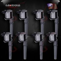 Ignition Coils Pack 8 for 1998-2002 Lincoln Continental Base Sedan 4.6L UF191