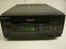 SONY EV-C3 8mm Video 8 Player Video Cassette Recorder