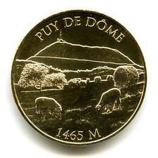 63 ORCINES Panoramique des Dômes 3, Puy et moutons, 2016, Monnaie de Paris