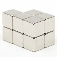 5-50pcs Starke Neodym Supermagnete Magnete Würfel N45 5x5x5mm Cube Pinnwand Büro