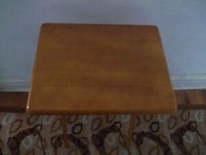 Folding Table Tea Coffee Snacks Printer Patio