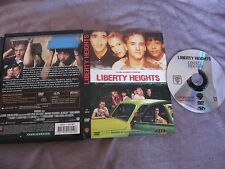 Liberty heights de Barry Levinson avec Adrien Brody, DVD, Drame