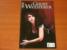 IDW Comics:  GHOST WHISPERER #4  June 2008 Jennifer Love Hewitt  Melinda Gordon