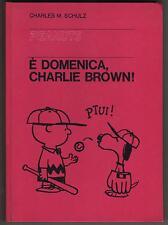 peanuts E' DOMENICA, CHARLIE BROWN ! cartonati milano libri N.5 1966 1a edizione