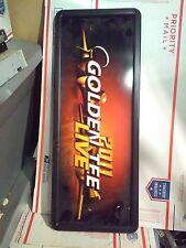 golden tee 2011 arcade marquee with frame #9
