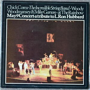 A Tribute to L.Ron Hubbard  - Var inc The Incredible String Band, Chick Corea