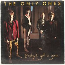 Baby's Got A Gun  The Only Ones Vinyl Record