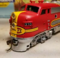 Athearn  Santa Fe F7 A rtr series locomotive train engine HO  powered