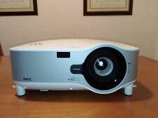 Proyector NEC NP2250 - 4200 ANSI HD TV VGA 4:3 LCD - LAMPARA NUEVA.