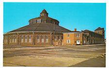 Md Baltimore Ohio Railroad B&O Transportation Museum Trains Postcard