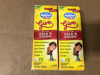 HYLAND'S 4 KIDS COLD'N COUGH ~ 4 FL OZ EACH ~ AGES 2-12 (Pack of 2)