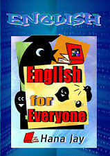 Learn English for Everyone made easy by Hana Jay