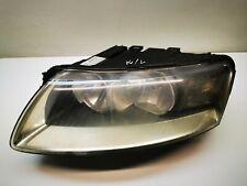 AUDI A6 C6 2006  04-11 2.0TDI 103KW FRONT LEFT SIDE HEADLIGHT LAMP 4F0941003 RHD
