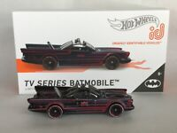 Hot Wheels ID Car TV Series  Batmobile Series 1 Limited Production
