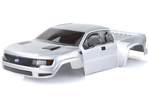 HSP 1/12 Short Course Truck Painted Silver Body Shell