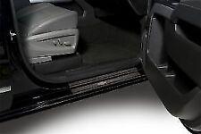 Putco GM BLACK PLATINUM DOOR SILLS For Chevrolet Silverado 14-17 #95173BPGM-1