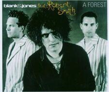 Blank & Jones - Single-CD - A forest (2003, feat. Robert Smith) ...