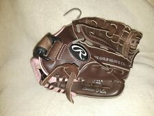 RAWLINGS FASTPITCH SOFTBALL GLOVE, FP11T, RIGHT HANDED THROWER, 11 INCH, GREAT.