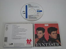 WHAM FANTASTIQUE(EPIC EPC 450090 2) CD ALBUM