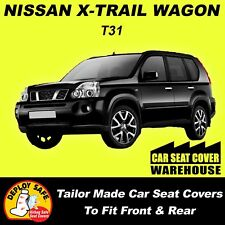 Car Seat Covers To Fit NISSAN X-TRAIL XTRAIL T31 10/2007 - 02/2014 Airbag Safe!!