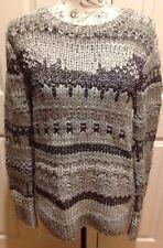 Michael Kors Pearl Heather Sweater Size Medium