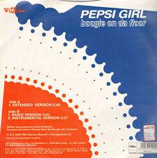 PEPSI GIRL - Boogie On Da Floor - Bull & Butcher