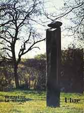 DLM Maeght Paris Lithographies Derrière le Miroir 251 1982 Ubac PARFAIT ETAT