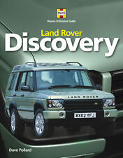 NEW HAYNES ENTHUSIAST GUIDE MANUAL LAND ROVER DISCOVERY