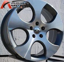 """18X7.5"""" GTI GOLF STYLE WHEELS 5X112 45MM RIM FITS VW CC GOLF JETTA PASSAT RABBIT"""