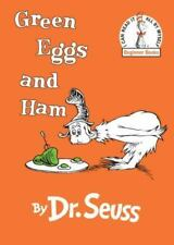 NEW - Green Eggs and Ham by Dr. Seuss (1960, Hardcover)