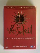 Coffret DVD - Le Roi Soleil / Comedie Musicale