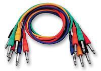 PATCH LEAD JACK MONO 90CM PK6 - Audio & Video - Cable Assemblies