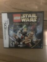 Nintendo DS Lego star Wars The complete saga (french-english)