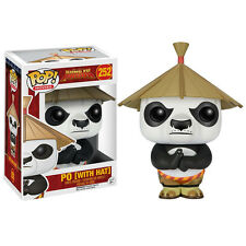 Kung Fu Panda POP Po With Hat Vinyl Figure NEW Toys Funko TV Show